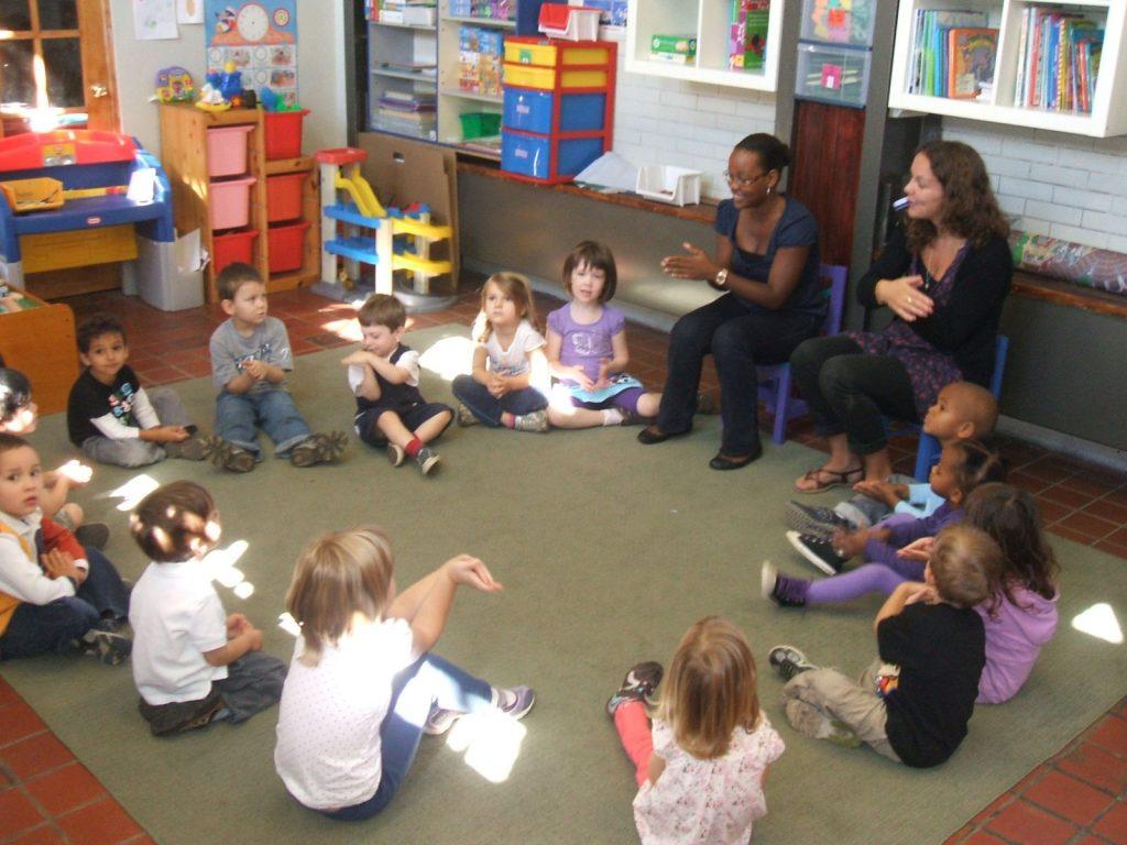 Дошкольное образование во Франции