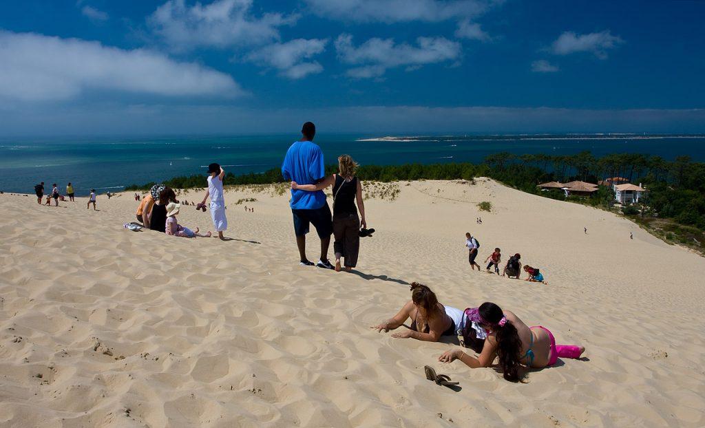 Дюна Пила - песчаная жемчужина Европы