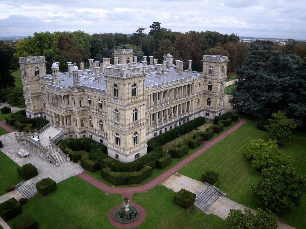 Замок Блейн (Греле)