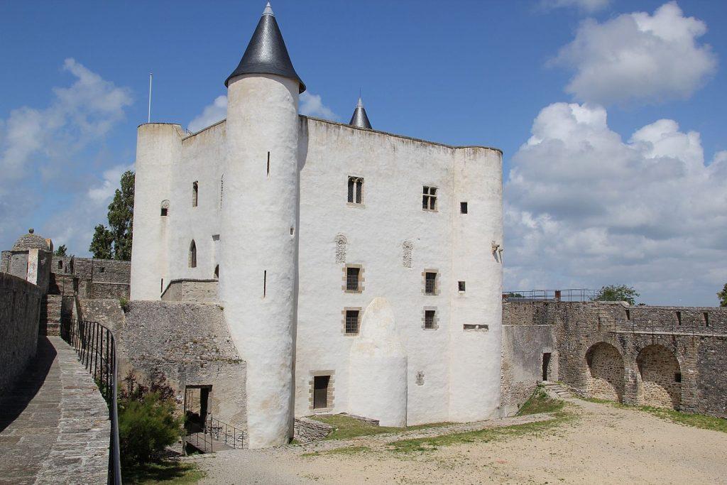 Замок Нуармутье