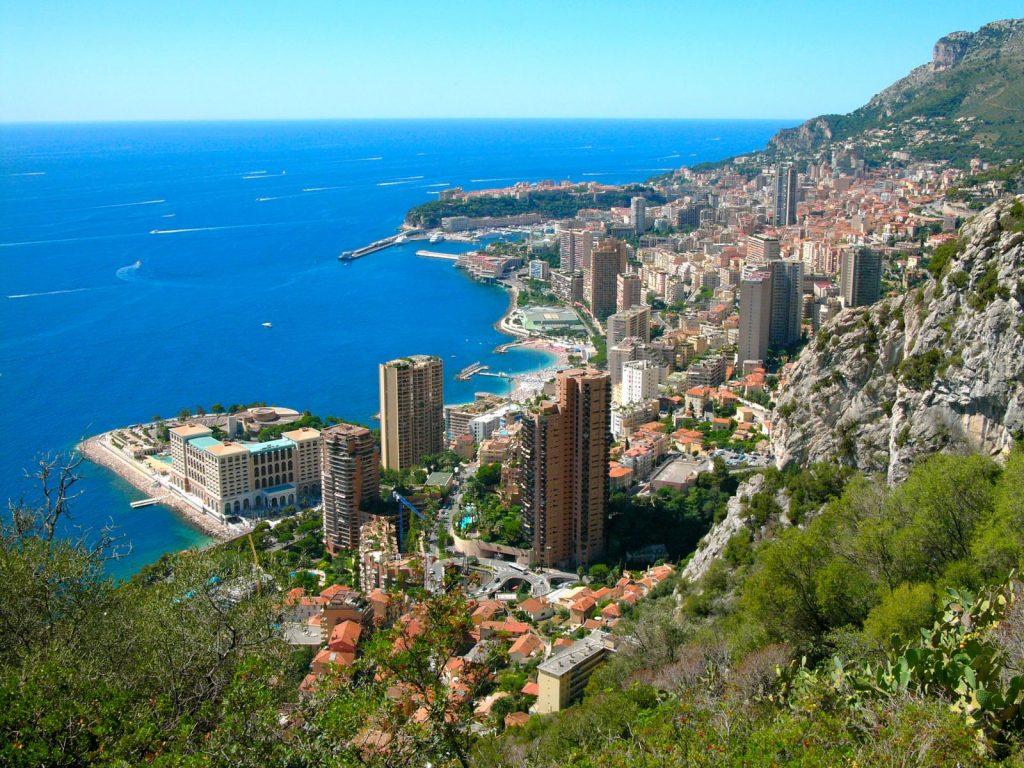 Иммиграция. Монако