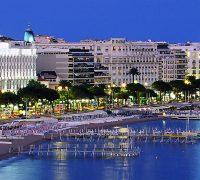 Канны - кинематографическая столица Франции на Лазурном берегу