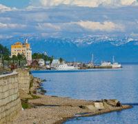 Путешествие по Байкалу, Листвянка