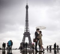 Очаровательный город Париж